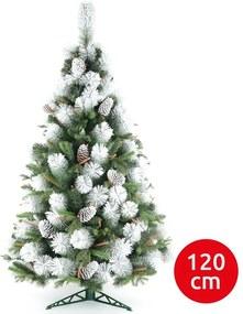 Brar de crăciun WOOD TRUNK 120 cm molid