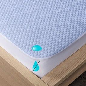 Protecție saltea 4Home Cooler impermeabilă cu efec t de răcire, cu bordură, 90 x 200 cm + 30 cm, 90 x 200 cm