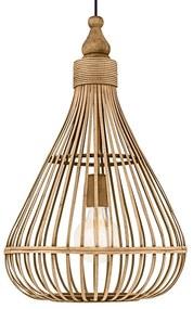 Eglo 49772 - Corp de iluminat pendul AMSFIELD 1xE27/60W