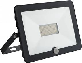 Kanlux 30327 LED cu senzor de miscare Grun metal LED - 1 x 50W 3500lm 4000K IP44