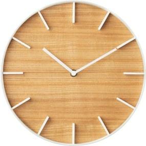 Ceas de perete YAMAZAKI RIn Claro, ⌀ 27 cm