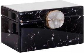 Cutie Bijuterii Maeve black marble