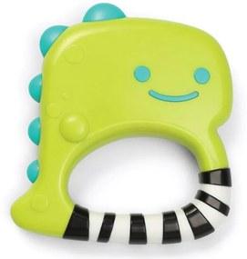 Jucarie Sunatoare Educativa Plastic Pentru Bebelusi T-rex ,BabyOno 481