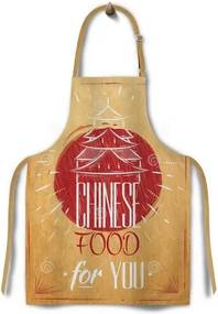 Șorț Domarex Cucine Mondo China, 65 x 75 cm