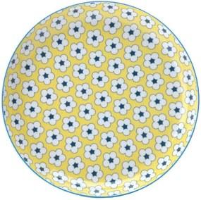 Farfurie desert 18,5 cm Cotton Bud, culoare galbenă - Maxwell & Williams