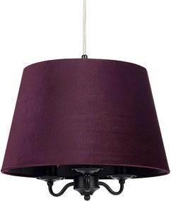 Lustră Markslöjd Jamie, 40 cm, violet