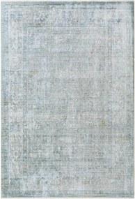 Covor din Viscoza Yuma, Verde - 160x230 cm
