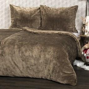 Lenjerie de pat 4Home microflanelă, deschis, 140 x 200 cm, 70 x 90 cm, 140 x 200 cm, 70 x 90 cm