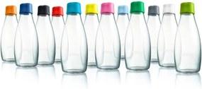 Sticlă cu garanție pe viață ReTap, 500 ml, albastru deschis
