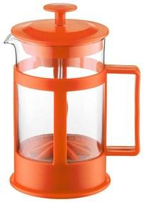Filtru cafea 600ml, portocaliu, Lungo