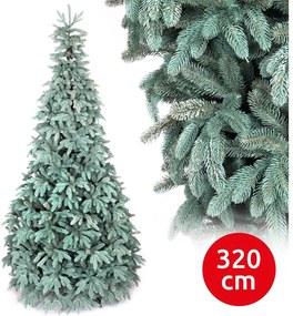 Brad de crăciun SILVER 320 cm molid