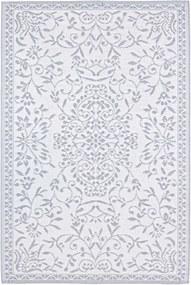 Covor polipropilena alb gri Ansedonia 180 cm x 120 cm