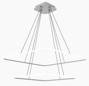Brilagi - Lustră LED pe cablu CREMONA LED/140W/230V