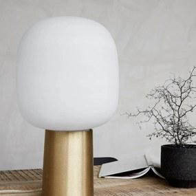 Lampa pentru Birou NOTE - Sticla Alb Dia(28 cm) Inaltime ( 52 cm)