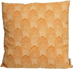 Set 5 perne 60x60 cm portocalii