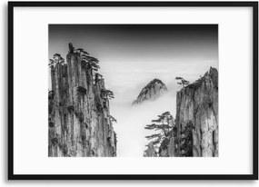 Imagine în cadru - Huangshan by Chenzhe 40x30 cm
