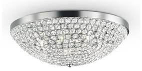 Plafonieră de cristal Ideal Lux ORION 12xG9/40W/230V