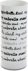 Suport pentru umbrele Versa Vintage Letter