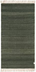 Traversa 100% Lana - Mala Verde 80x200 cm