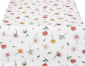 Fata de masa bumbac Spring Flowers 50*140 cm