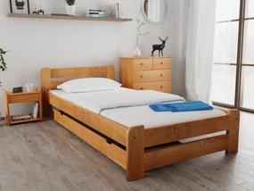 Maxi Drew Pat Laura 120 x 200 cm, arin Lamele: Fără lamele, Saltele: Cu saltele Somnia 17 cm