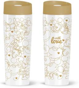 Canatermos Minnie & Mickey gold with love 400ml