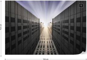 Fototapet GLIX - Tighten Walls + adeziv GRATUIT Tapet nețesute - 254x184 cm