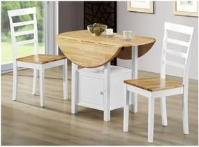 Set masă și 2 scaune Støraa Molly