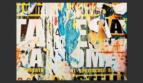 Fototapet - Street Poster 300x210 cm