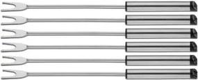 Set 6 piese furculițe fondue Kela BELANA, inox