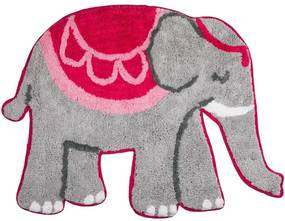 Covoraș decorativ MANDALA ELEPHANT