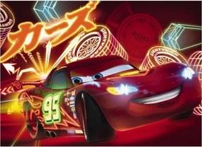 Komar Fototapet - Cars Neon