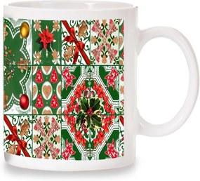 Cană Crido Consulting Christmas Mosaic