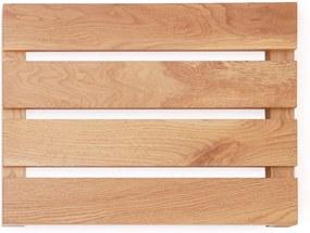 Grătar din lemn pentru baie, Apartment Wireworks