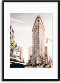Imagine în cadru - Flat Iron Building, NYC 30x40 cm