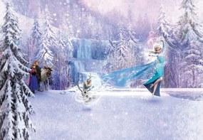 Komar Fototapet - Frozen Forest
