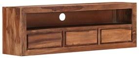 247703 vidaXL Comodă TV, 120x30x40 cm, lemn masiv de sheesham