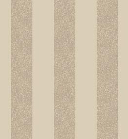 Tapet - Glitterati Stripe Mink