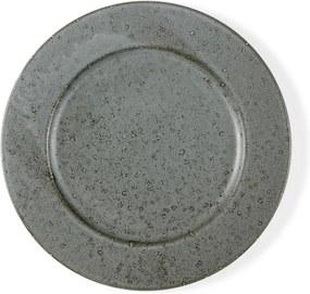 Farfurie adâncă din ceramică Bitz Mensa, ⌀ 27 cm, gri