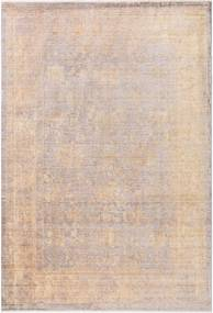 Covor din Viscoza Yuma, Galben/Violet - 160x230 cm