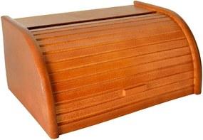 Orion Cutie din lemn pentru pâine Ambo, maro deschis