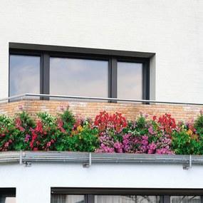 Prelată pentru balcon FLORI