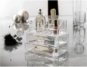 Organizator cosmetice Compactor Dozen