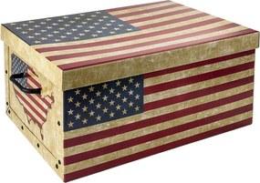 Cutie de depozitare SUA