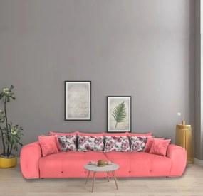Canapea fixa, spatioasa, cu 12 perne, Family