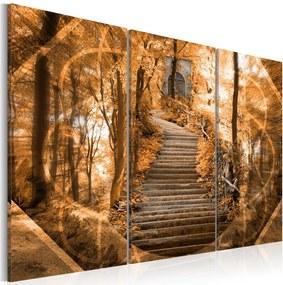 Tablou - Stairway to heaven 60x40 cm