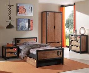 Set Mobila dormitor pentru copii Alex