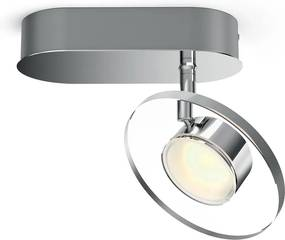 Philips 50441/11/P0 - Lampa spot MYLIVING GLISSETTE 1xLED/4,5W/230V