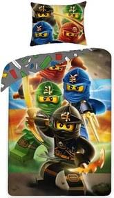 LEGO - Lenjerie de pat Ninjago