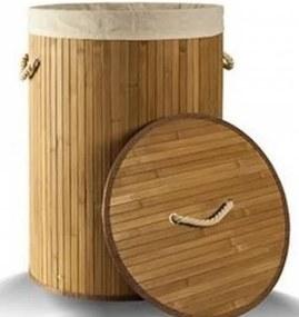 Cos de rufe din bambus, Heinner, HR-KYH15-RO, husa din poliester HR-KYH15-RO